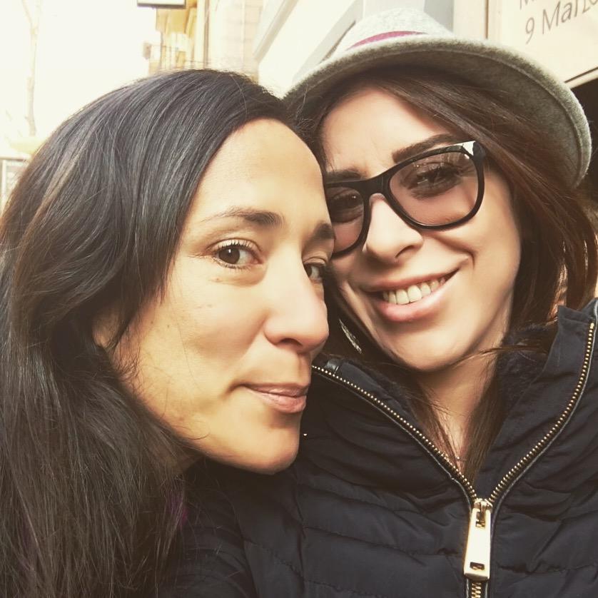Chiara Gamberale and Me