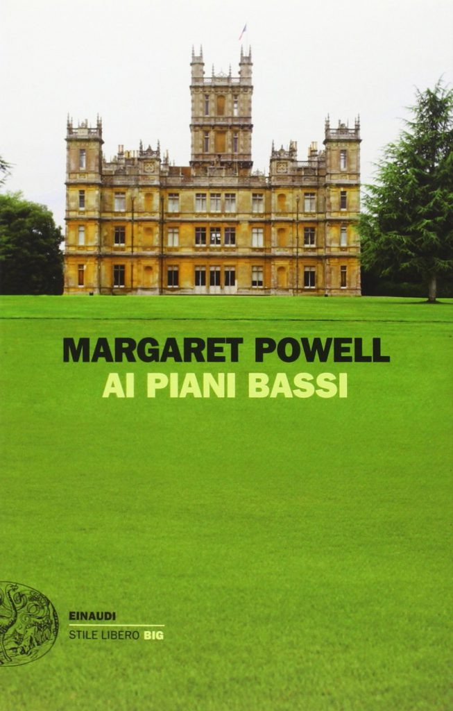 Ai piani bassi di Magaret Powell copertina