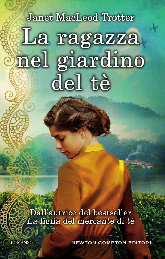La ragazza nel giardino del te-copertina