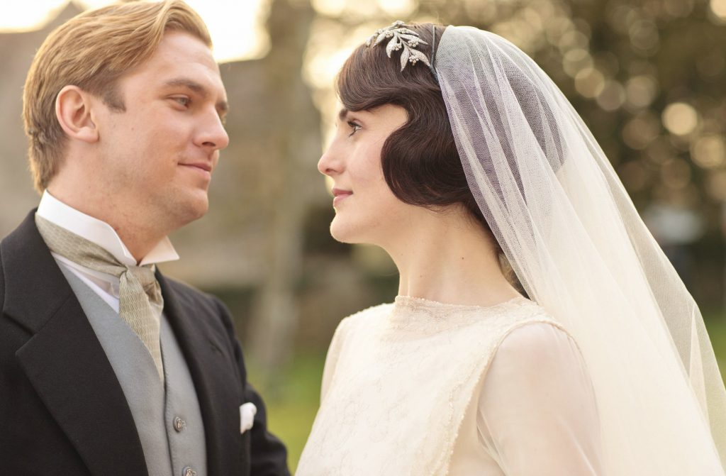 mary-and-matthew-crawley-wedding-downton-abbey