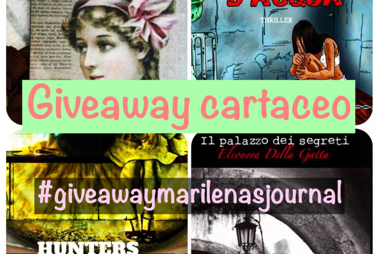 Giveaway Marilena's Journal
