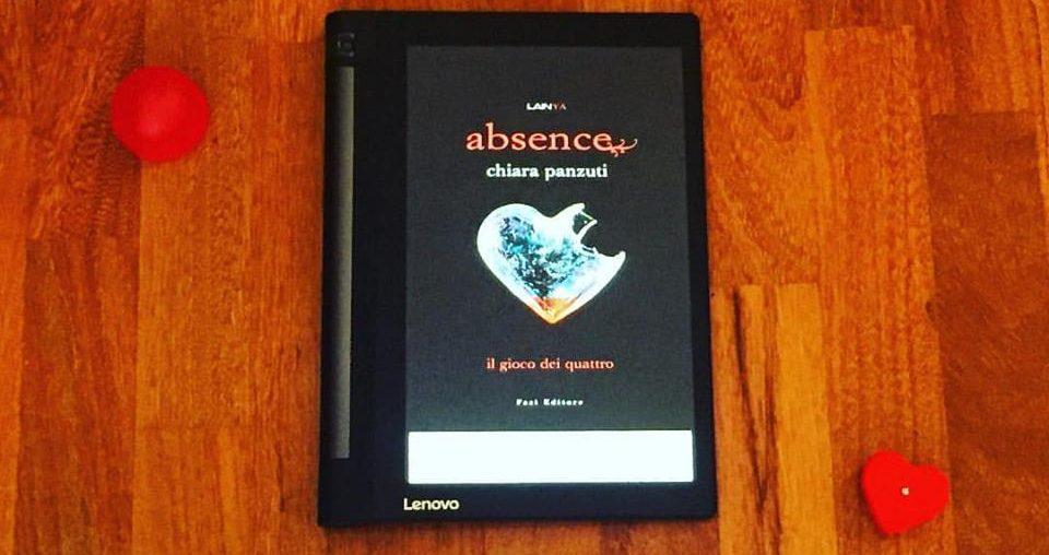 Absence - Chiara Panzuti
