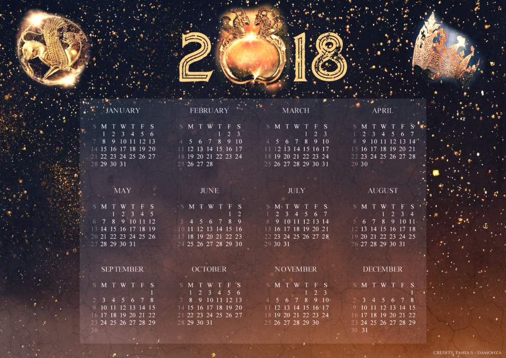 calendario Kat Ross