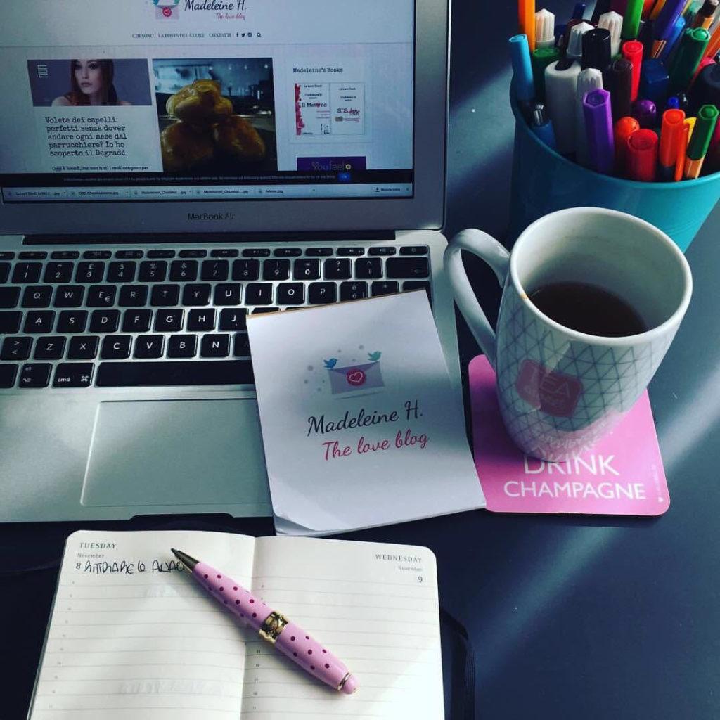 Madeleine H blog