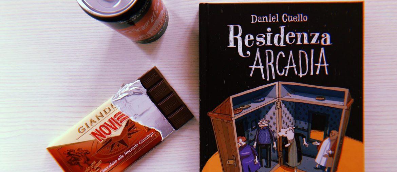 Residenza Arcadia, Daniel Cuello