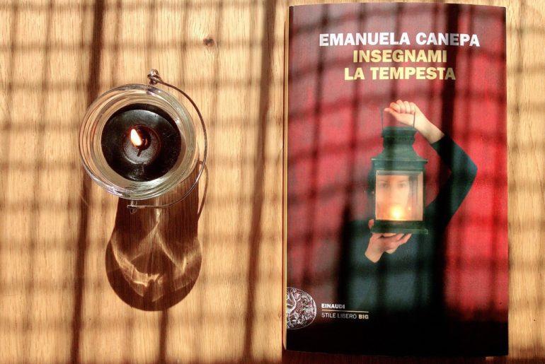 Insegnami la tempesta di Emanuela Canepa